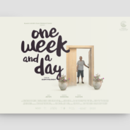 Official Film Poster One Week and a Day