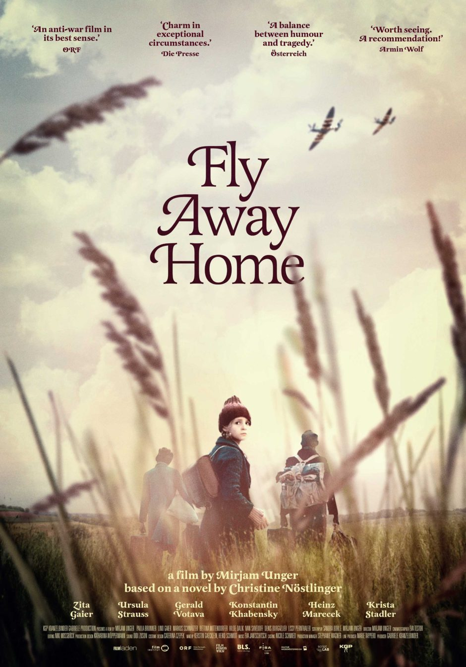 FLY AWAY HOME CARTEL