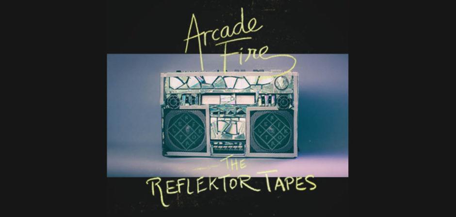 360º event-cinema promotion - Arcade Fire