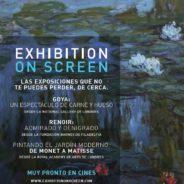360º Film marketing - Exhibition on Screen