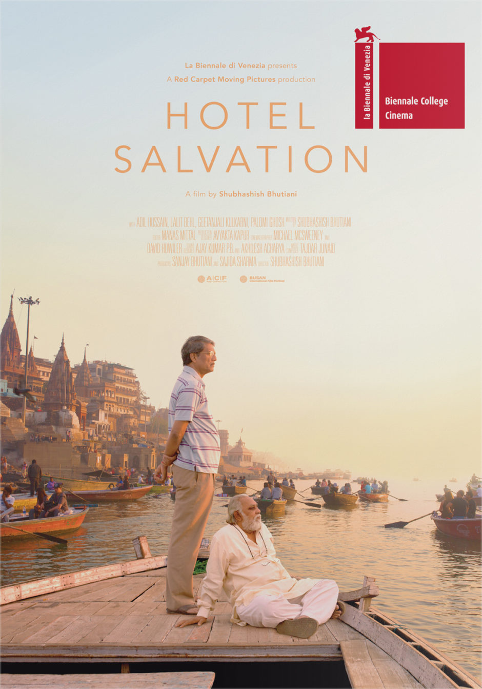 Poster Hotel Salvation